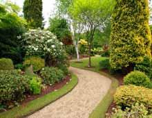 Ландшафтный дизайн и оформление садового участка